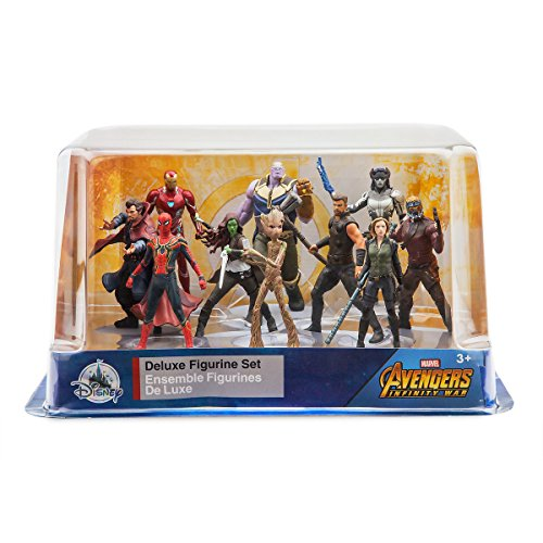 Marvel's Avengers: Infinity War Deluxe Figure Set