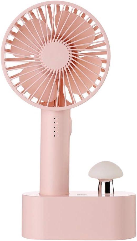 Handheld Fan Mini Ventilador de Mano Portátil Eléctrico ...