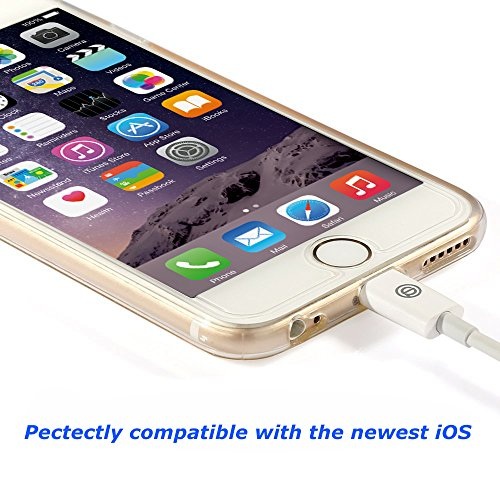 OPSO Lightning to USB Cable Ultra for iPhone iPad iPod, Apple MFi Certified