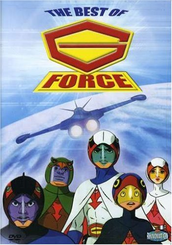 G Force Cartoon Characters : Image gallery g force cartoon
