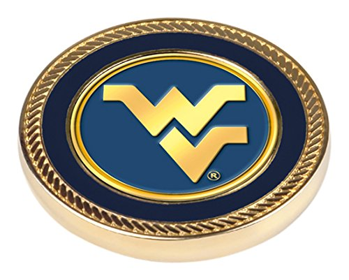 NCAA West Virginia Mountaineers - Challenge Coin / 2 Ball Markers