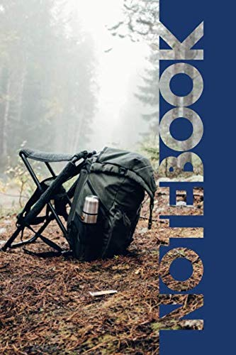 Notebook: Rucksack Backpack Helpful Composition Book for Notes about hiking near me ()