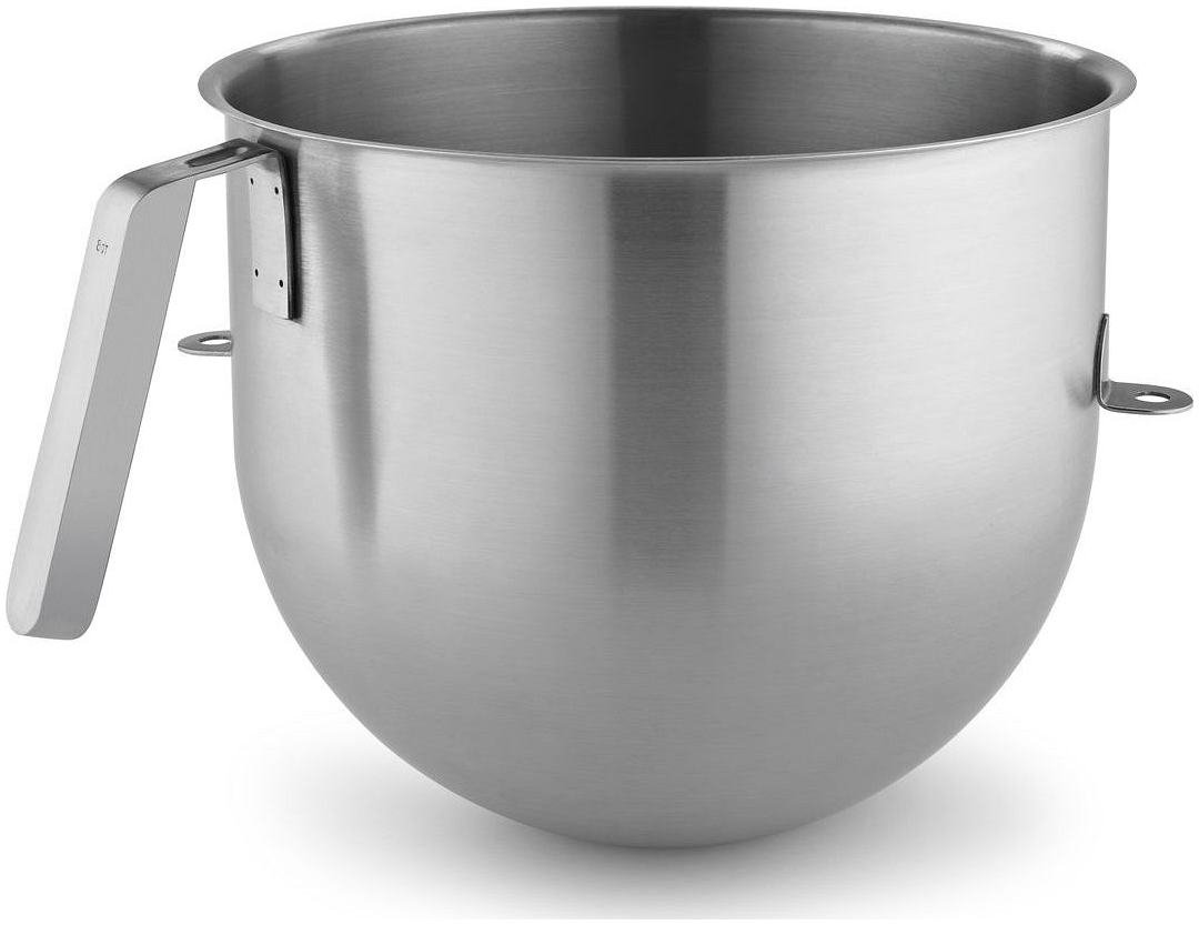 KitchenAid KSMC8QBOWL Stainless Steel 8 Qt. Bowl for Stand Mixers 163-1031