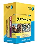 Software : Learn German: Rosetta Stone Bonus Pack (24 Month Subscription + Lifetime Download + Book Set)