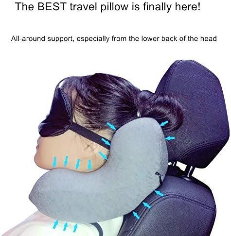 Ankaka A1 Travel Pillow Revolutionary