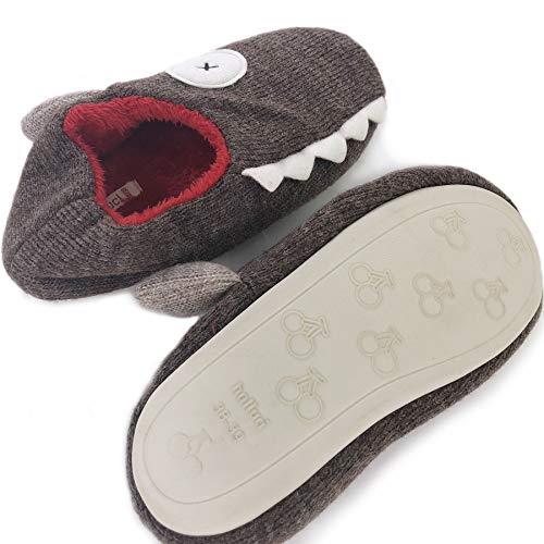Chausson Osvino Femme Rigolos Pantoufles Chambre Mouton Hiver Cadeau Chaud lapin Antidérapant Animaux Chaussure Licorne Confortable Requin Léger Remplissage Fille z1wH1cBWq