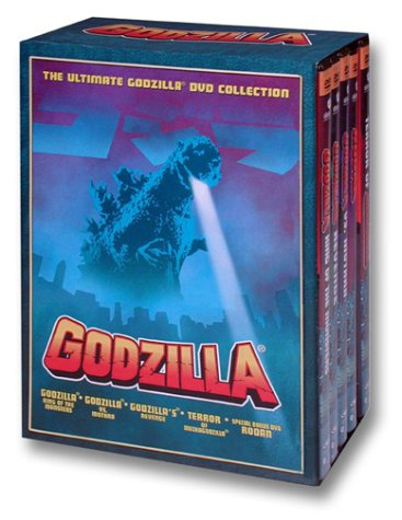 Godzilla - The Ultimate Collection (Godzilla, King of the Monsters/Godzilla vs. Mothra/Godzilla's Revenge/Terror of Mechagodzilla/Rodan) by Classic Media / Sony Wonder