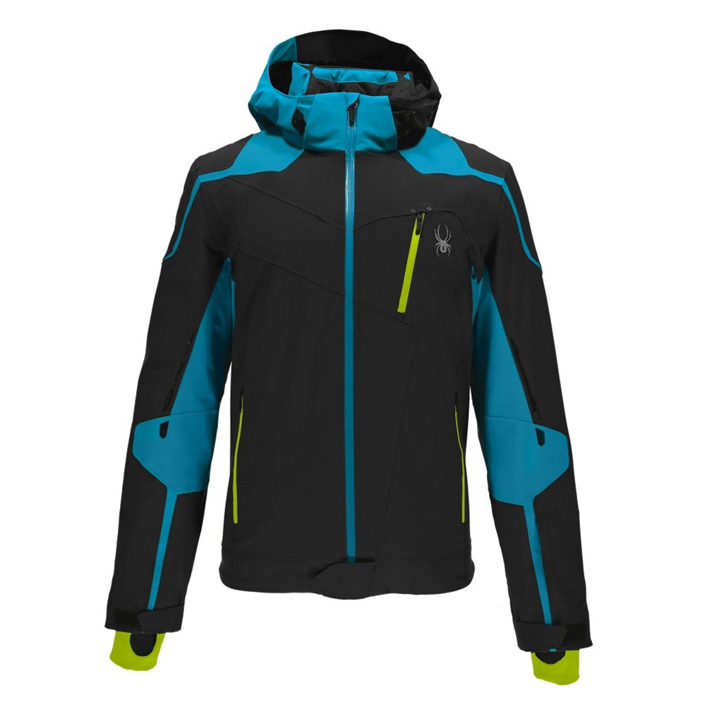 Spyder Bromont Jacket – 's Men 's// B01A65VCG4 Medium|Black/ Electric Blue/ Bryte Yellow Black/ Electric Blue/ Bryte Yellow Medium, MOONEYES:8bd93678 --- ero-shop-kupidon.ru