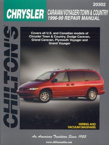 Chrysler-Caravan/Voyager/Town & Country 1996-99 (Chilton's Total Car Care Repair Manuals)