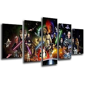 Cuadros Star Star Wars Cuadros Wars Cuadros Regalos Regalos 5ARL4j3