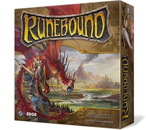 Edge Entertainment Runebound - Spanisch EDGRBD01
