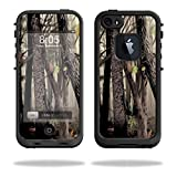 Mightyskins Protective Vinyl Skin Decal Cover for LifeProof iPhone 5/5s/SE Case fre Case wrap sticker skins Tree Camo