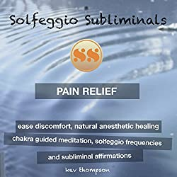 Pain Relief, Ease Discomfort, Natural Anesthetic Healing