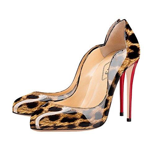 EKS - salón mujer leopardo