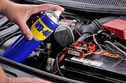Wd 40 500002 Lubricante Wd40 Doble Acción 500Ml-Pack 2 Unidades: Amazon.es: Bricolaje y herramientas