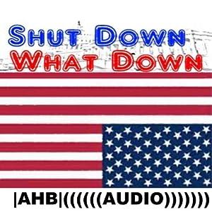 Shut Down What Down Audiobook