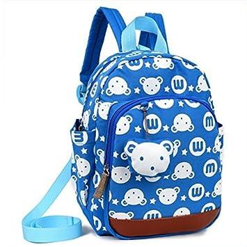 Amazon.com: Bolsas de dibujos animados para niños, correa de ...