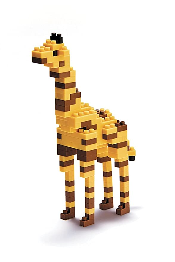 nanoblock NBC/_006 Giraffe