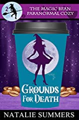 Managing a coffee shop isn't as easy as it seems on TV. Neither is magic. Or murder. Lou's got her hands full. When her new BFF's father confesses to a murder she's sure he didn't commit, Lou is determined to get to the truth. But with all ev...