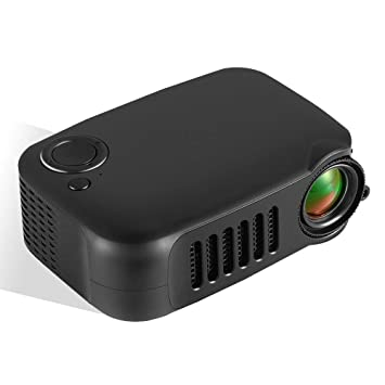 Haihuic Mini proyector portátil, LED Proyector de Video de ...