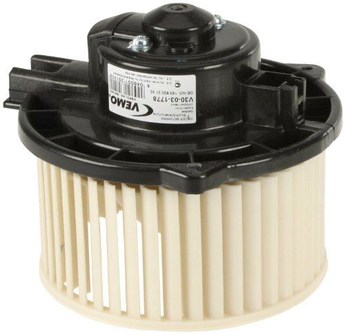 Vemo Blower Motor With Fan by Vemo