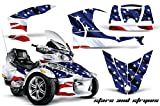 AMR Racing ROAD-CAN-SPYDERRTS-STARSTRIPES