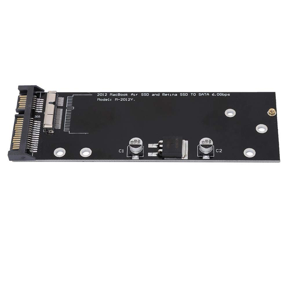 Wendry Tarjeta adaptadora de SSD a SATA, Conversor de Unidad de ...