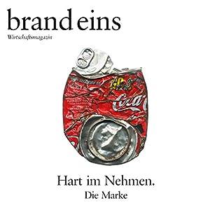 brand eins audio: Marke Hörbuch