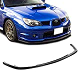 #6: 06-07 Impreza WRX STI S204 Front Bumper Lip Pu Urethane