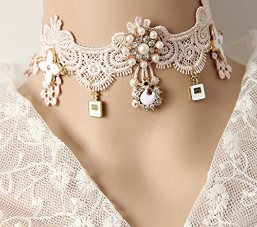 Elegant Beautiful Wedding Jewelry Necklace product image