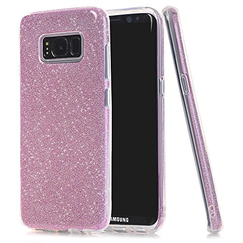 Galaxy S8 Plus Case KAMII Ultra Slim Shiny Bling
