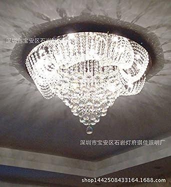 stylish lighting living. Modern And Stylish Crystal Lamp Duplex LED Ceiling Light Circular Living  Room Bedroom Restaurant Lamps , Lighting O