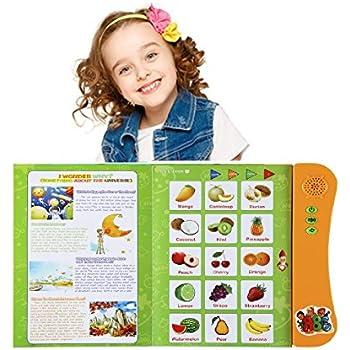 Amazon.com: ABC Sound Book for Children. English Letters