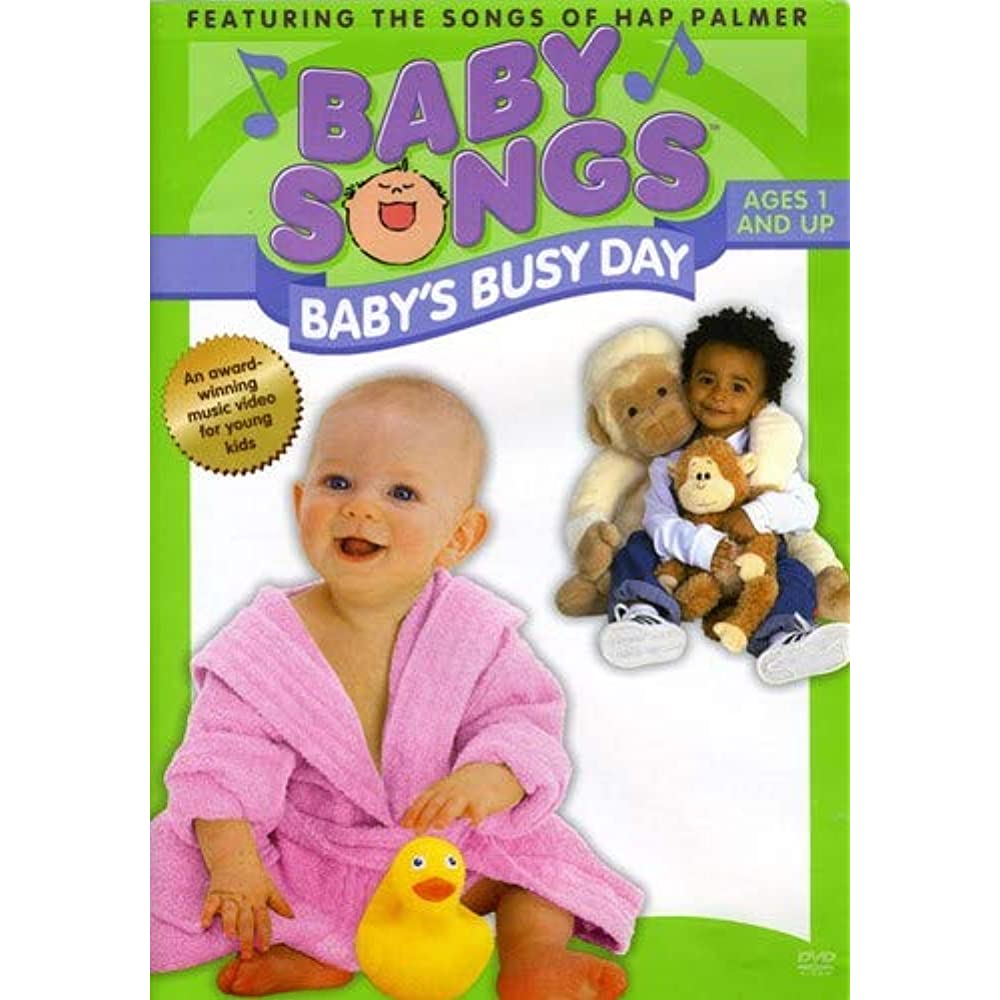 Baby Songs - Baby's Busy Day Composer Hap Palmer, Amy ...