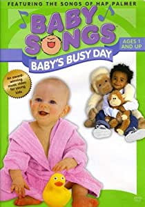 Amazon.com: Baby Songs - Baby's Busy Day: Composer - Hap ...