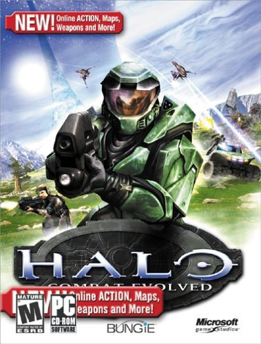 Halo: Combat Evolved - PC (Online Shut Box Game The)
