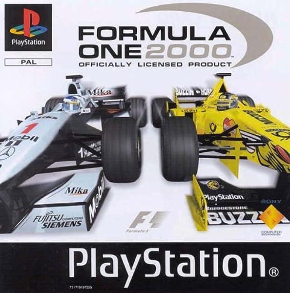Playstation 1 - Formula One 2000: Amazon.es: Videojuegos