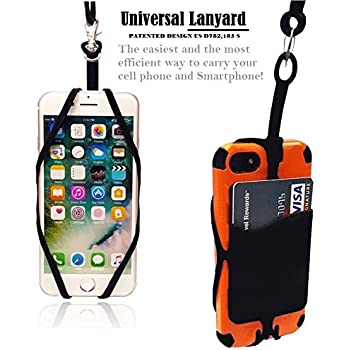 Amazon.com: BackStrap Universal Phone Case and Protector