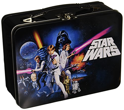 Star Wars - A New Hope Tin Lunch Box 9 x 8in