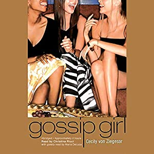 Gossip Girl Hörbuch