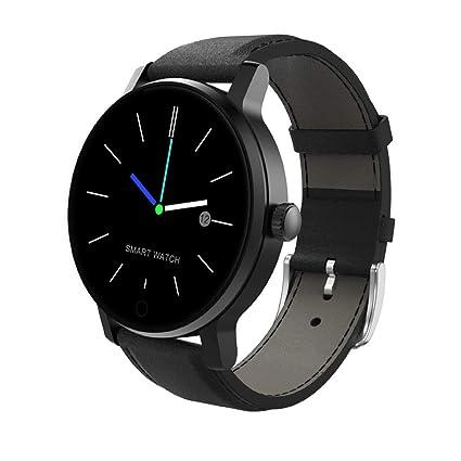 Amazon.com: SMA 09-3 - Reloj inteligente para hombre, con ...
