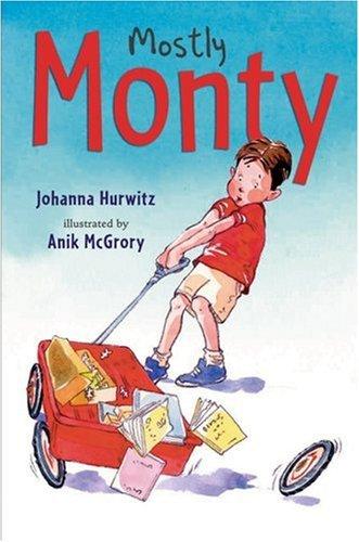 Read Online Mostly Monty: First Grader PDF