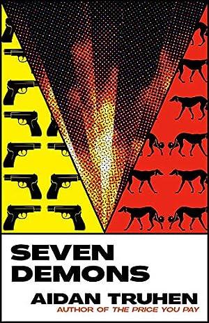 Seven Demons by Nick Harkaway