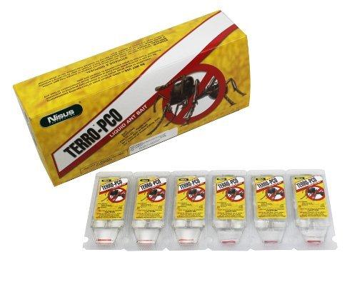 Ant Killer: Liquid Ant Bait Station 0.36 oz - Pack of 6 - Terro-PCO
