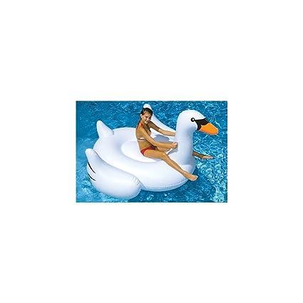Amazon.com: Swimline gigante Swan: Toys & Games