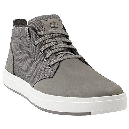Timberland Men's, Davis Square Chukka Boots Gray 11.5 M by Timberland