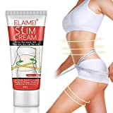 Hot Cream, Fat Burning Cream for Belly - Workout Enhancer Sweat Cream, Natural Slim Firming Body Gel, Weight Losing Serum Tightens Skin, Soothes, Relaxes (60ml)