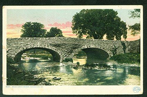 (Brush Creek Bridge Kansas City Missouri Old)