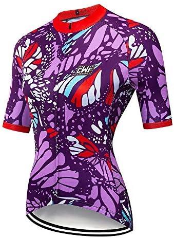 半袖ジャージー、女性用自転車サービス、マウンテンバイクサービス、速乾性のある服
