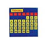 ETA hand2mind Monthly Calendar Pocket Chart